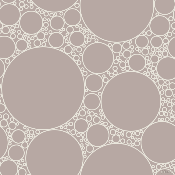 bubbles, circles, sponge, big, medium, small, 3 pixel line width, Narvik and Martini circles bubbles sponge soap seamless tileable