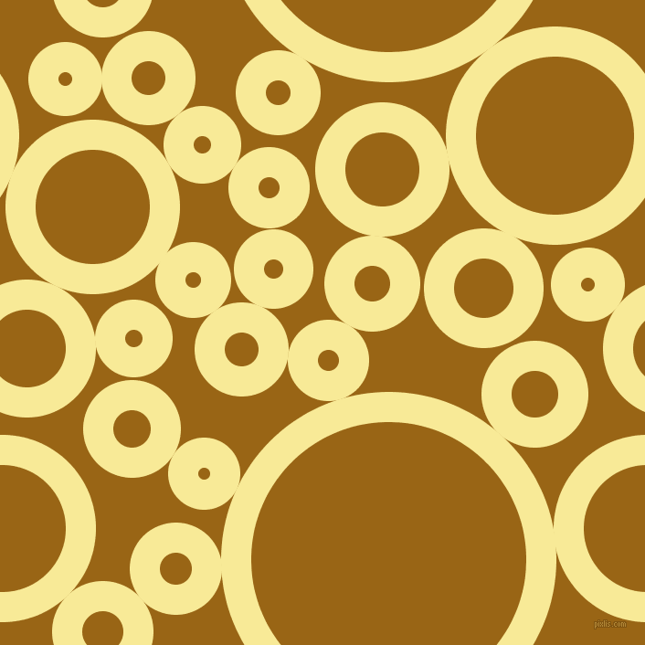 bubbles, circles, sponge, big, medium, small, 33 pixel line width, Picasso and Golden Brown circles bubbles sponge soap seamless tileable