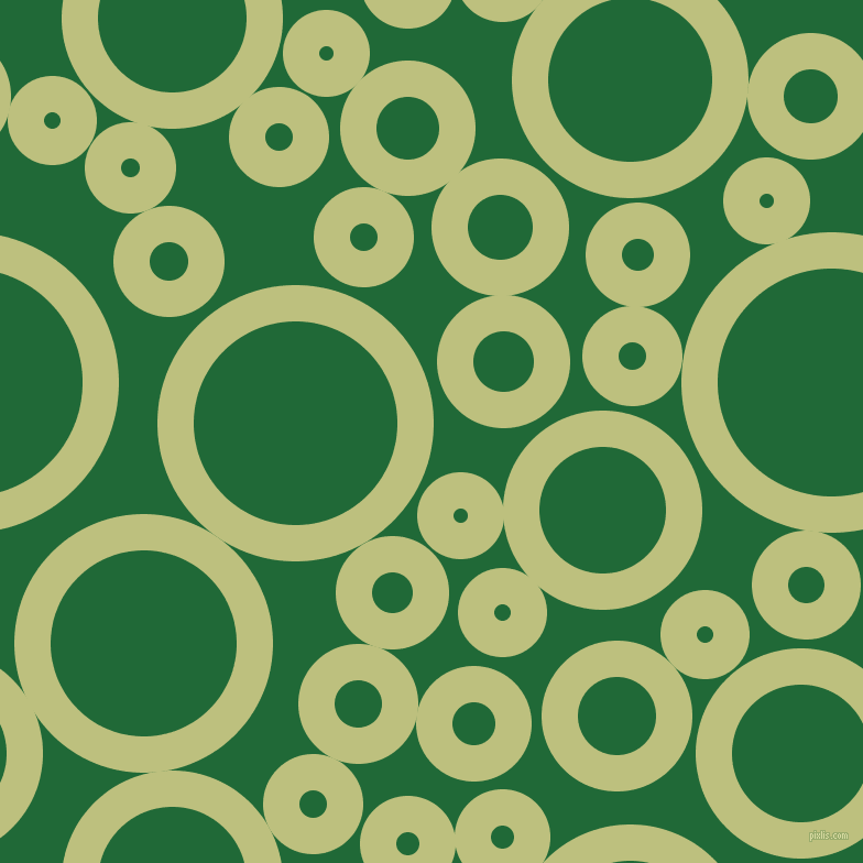 bubbles, circles, sponge, big, medium, small, 33 pixel line width, Pine Glade and Camarone circles bubbles sponge soap seamless tileable