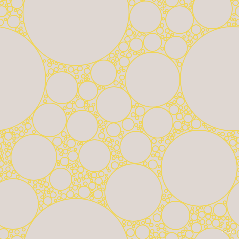bubbles, circles, sponge, big, medium, small, 3 pixel line width, Portica and Bon Jour circles bubbles sponge soap seamless tileable