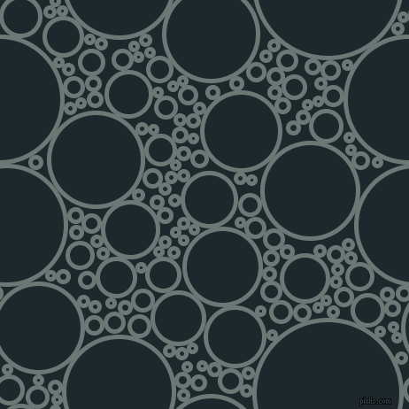 bubbles, circles, sponge, big, medium, small, 5 pixel line width, Rolling Stone and Black Pearl circles bubbles sponge soap seamless tileable
