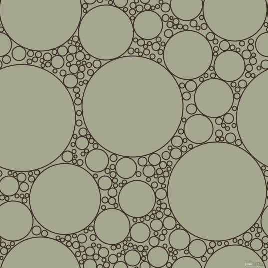 bubbles, circles, sponge, big, medium, small, 2 pixel line width, Sambuca and Bud circles bubbles sponge soap seamless tileable