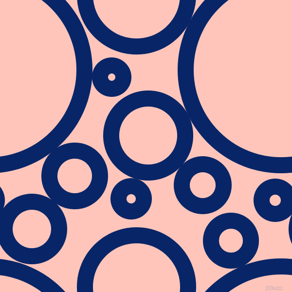 bubbles, circles, sponge, big, medium, small, 33 pixel line width, Sapphire and Your Pink circles bubbles sponge soap seamless tileable