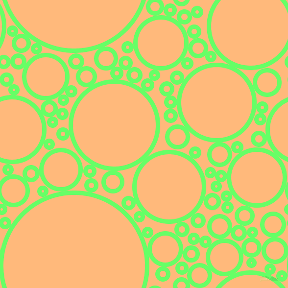 bubbles, circles, sponge, big, medium, small, 9 pixel line width, Screamin