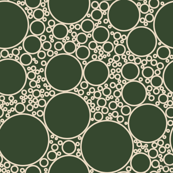 bubbles, circles, sponge, big, medium, small, 5 pixel line width, Solitaire and Palm Leaf circles bubbles sponge soap seamless tileable