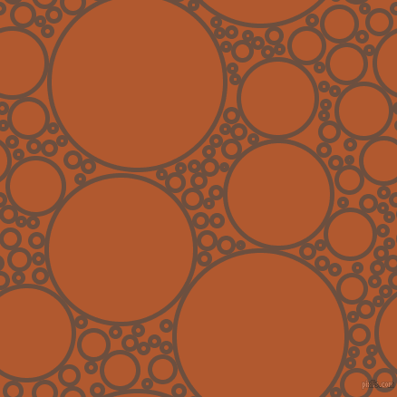 bubbles, circles, sponge, big, medium, small, 5 pixel line width, Spice and Fiery Orange circles bubbles sponge soap seamless tileable