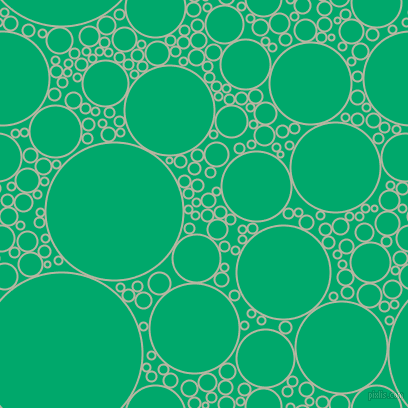 bubbles, circles, sponge, big, medium, small, 2 pixel line width, Tana and Jade circles bubbles sponge soap seamless tileable