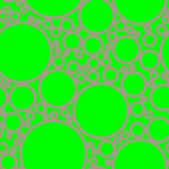 bubbles, circles, sponge, big, medium, small, 9 pixel line width, Thatch and Lime circles bubbles sponge soap seamless tileable