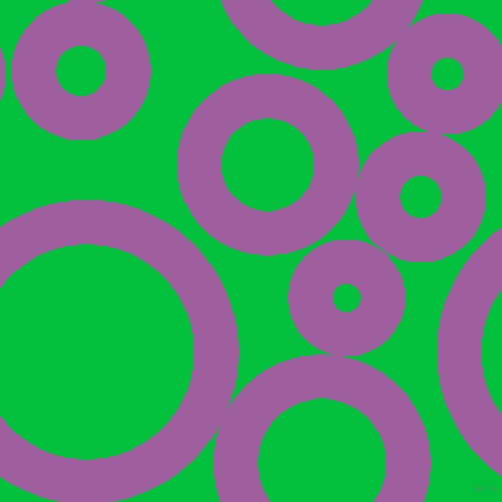 bubbles, circles, sponge, big, medium, small, 65 pixel line width, Violet Blue and Dark Pastel Green circles bubbles sponge soap seamless tileable