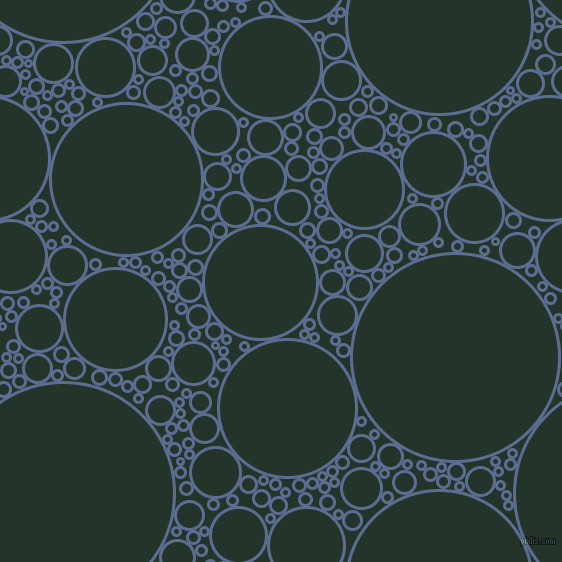 bubbles, circles, sponge, big, medium, small, 3 pixel line width, Waikawa Grey and Holly circles bubbles sponge soap seamless tileable