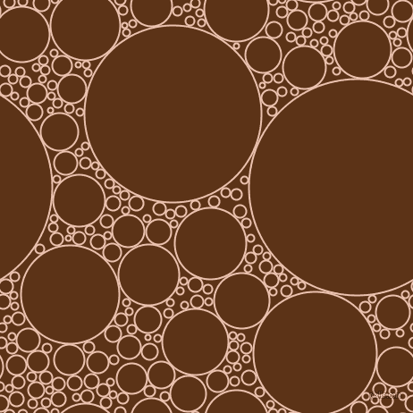 bubbles, circles, sponge, big, medium, small, 2 pixel line width, Zinnwaldite and Baker