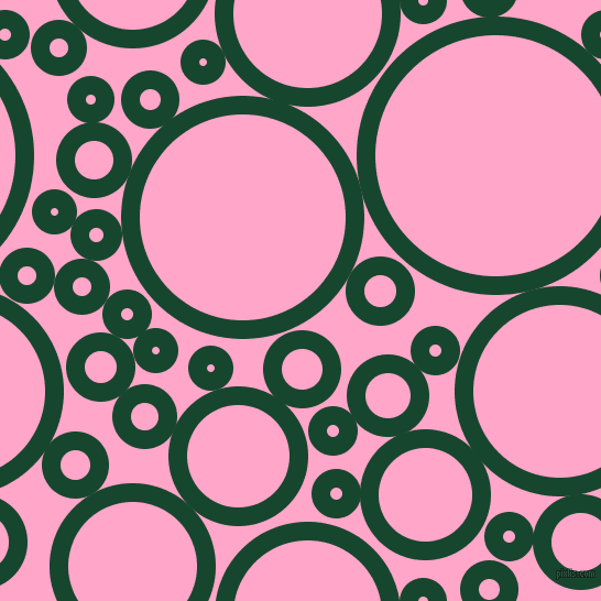 bubbles, circles, sponge, big, medium, small, 17 pixel line width, Zuccini and Carnation Pink circles bubbles sponge soap seamless tileable