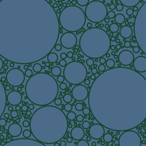 bubbles, circles, sponge, big, medium, small, 5 pixel line width, Zuccini and Wedgewood circles bubbles sponge soap seamless tileable