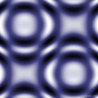 , Jacksons Purple and Black and White circular plasma waves seamless tileable