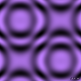 , Mauve and Black and White circular plasma waves seamless tileable