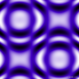 , Purple Heart and Black and White circular plasma waves seamless tileable