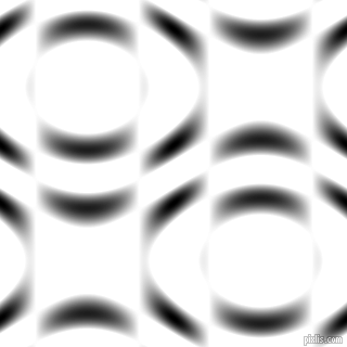 , White and Black circular plasma waves seamless tileable