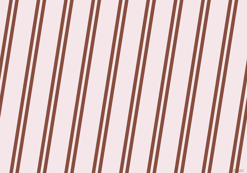 81 degree angle dual stripes lines, 11 pixel lines width, 8 and 57 pixel line spacing, dual two line striped seamless tileable
