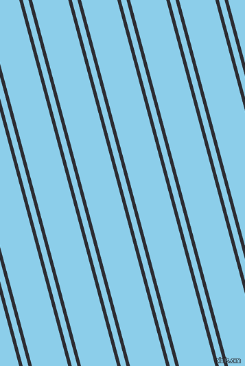 105 degree angle dual stripe line, 5 pixel line width, 8 and 51 pixel line spacing, dual two line striped seamless tileable