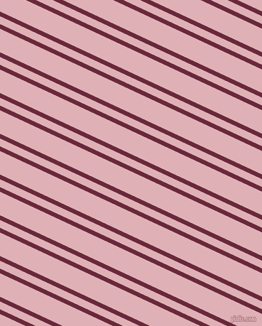 155 degree angle dual stripes line, 6 pixel line width, 10 and 30 pixel line spacing, dual two line striped seamless tileable