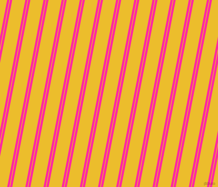 79 degree angle dual stripe line, 7 pixel line width, 2 and 41 pixel line spacing, dual two line striped seamless tileable