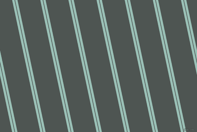 102 degree angles dual striped line, 8 pixel line width, 2 and 77 pixels line spacing, dual two line striped seamless tileable