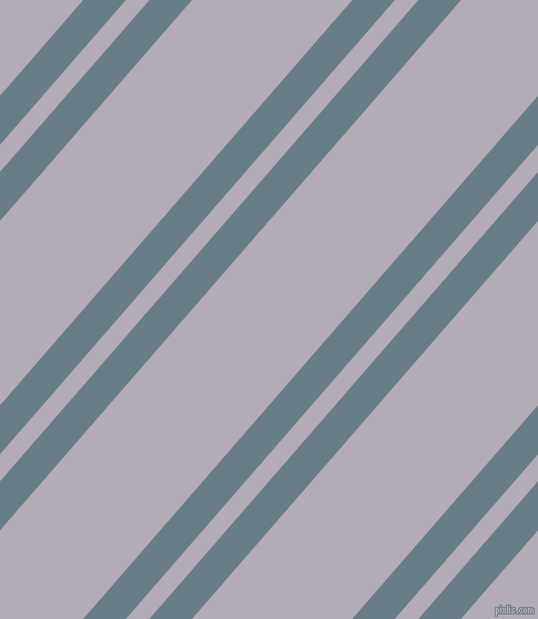 49 degree angle dual striped lines, 29 pixel lines width, 16 and 109 pixel line spacing, dual two line striped seamless tileable
