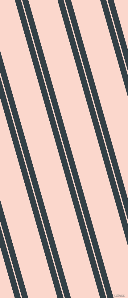 106 degree angles dual stripes line, 19 pixel line width, 4 and 91 pixels line spacing, dual two line striped seamless tileable