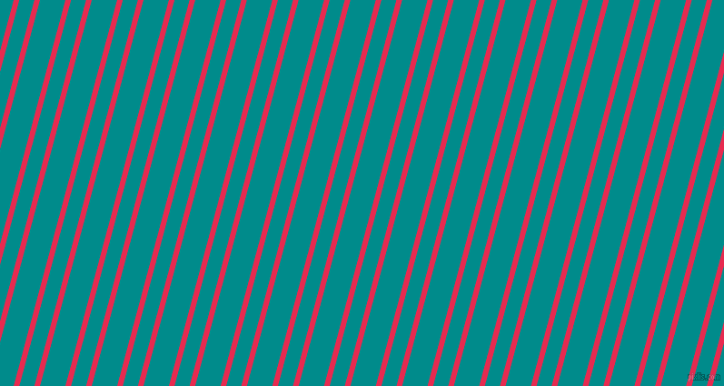 75 degree angle dual stripes lines, 6 pixel lines width, 16 and 27 pixel line spacing, dual two line striped seamless tileable