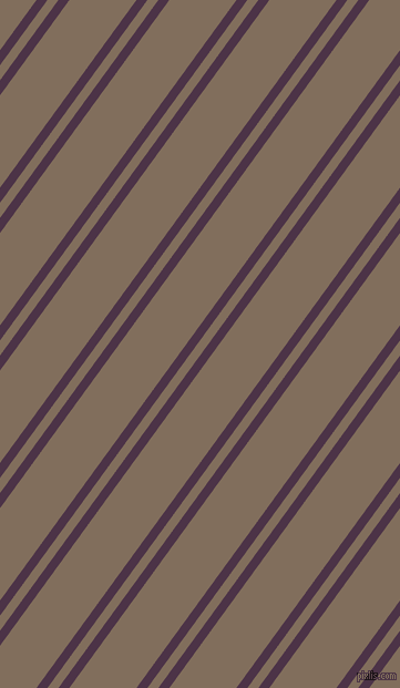 54 degree angle dual stripes line, 8 pixel line width, 8 and 49 pixel line spacing, dual two line striped seamless tileable