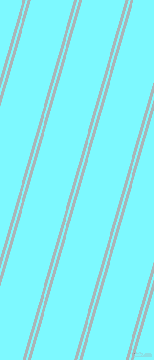 74 degree angle dual stripes lines, 6 pixel lines width, 4 and 85 pixel line spacing, dual two line striped seamless tileable