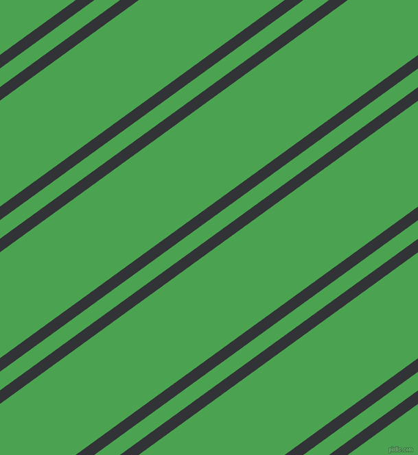 36 degree angles dual striped line, 16 pixel line width, 22 and 125 pixels line spacing, dual two line striped seamless tileable