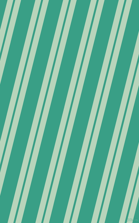 76 degree angles dual striped line, 18 pixel line width, 6 and 44 pixels line spacing, dual two line striped seamless tileable