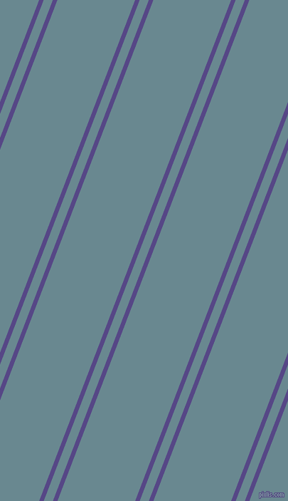 69 degree angles dual striped lines, 6 pixel lines width, 12 and 102 pixels line spacing, dual two line striped seamless tileable