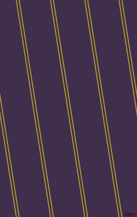 99 degree angles dual stripes lines, 4 pixel lines width, 6 and 105 pixels line spacing, dual two line striped seamless tileable