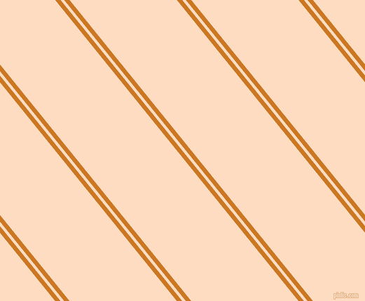 129 degree angles dual stripes lines, 6 pixel lines width, 4 and 119 pixels line spacing, dual two line striped seamless tileable