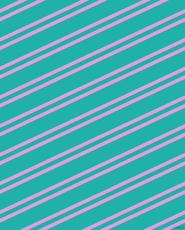 25 degree angle dual striped line, 12 pixel line width, 14 and 50 pixel line spacing, dual two line striped seamless tileable