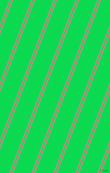 69 degree angle dual stripes line, 6 pixel line width, 4 and 71 pixel line spacing, dual two line striped seamless tileable