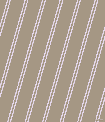 74 degree angle dual striped line, 5 pixel line width, 6 and 55 pixel line spacing, dual two line striped seamless tileable