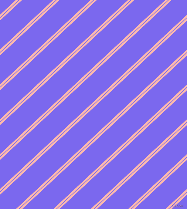 43 degree angle dual stripe line, 6 pixel line width, 2 and 70 pixel line spacing, dual two line striped seamless tileable