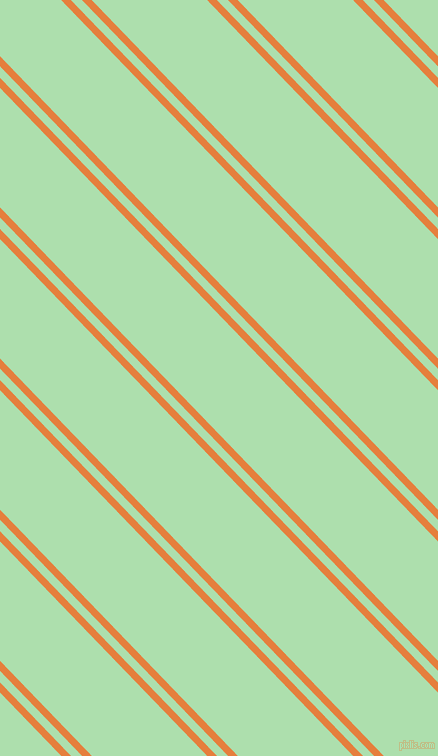 134 degree angle dual stripes lines, 7 pixel lines width, 8 and 83 pixel line spacing, dual two line striped seamless tileable
