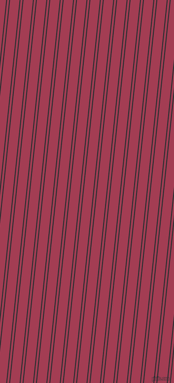 84 degree angles dual stripes lines, 2 pixel lines width, 4 and 19 pixels line spacing, dual two line striped seamless tileable