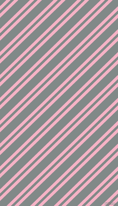 44 degree angles dual stripes line, 10 pixel line width, 8 and 27 pixels line spacing, dual two line striped seamless tileable