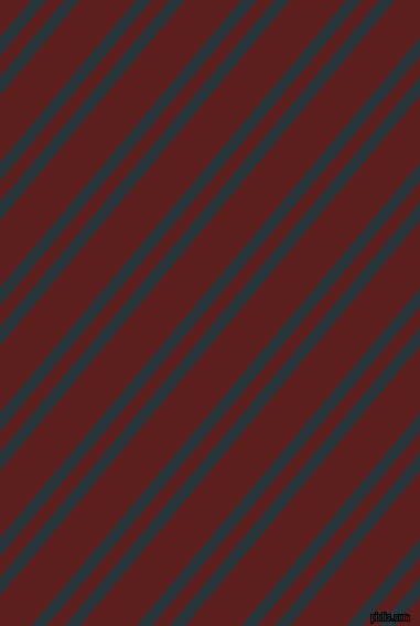 50 degree angles dual stripe line, 11 pixel line width, 12 and 39 pixels line spacing, dual two line striped seamless tileable