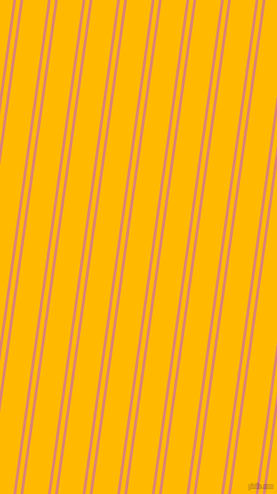 82 degree angles dual stripes line, 4 pixel line width, 6 and 35 pixels line spacing, dual two line striped seamless tileable