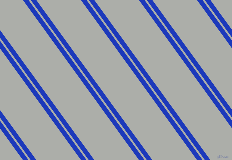 126 degree angle dual stripe lines, 15 pixel lines width, 6 and 120 pixel line spacing, dual two line striped seamless tileable
