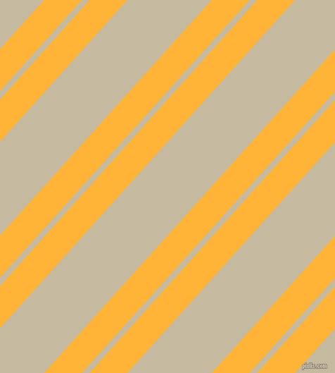 48 degree angles dual stripes line, 40 pixel line width, 8 and 89 pixels line spacing, dual two line striped seamless tileable