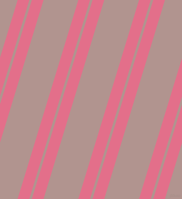73 degree angles dual stripes line, 37 pixel line width, 8 and 110 pixels line spacing, dual two line striped seamless tileable
