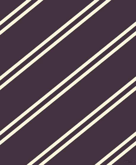 39 degree angles dual stripes lines, 11 pixel lines width, 14 and 108 pixels line spacing, dual two line striped seamless tileable