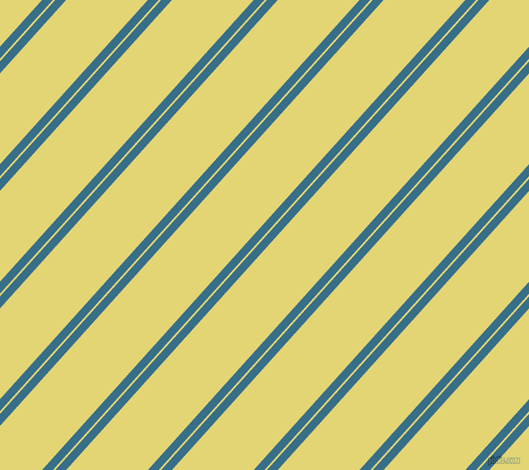 48 degree angle dual stripe lines, 9 pixel lines width, 2 and 68 pixel line spacing, dual two line striped seamless tileable